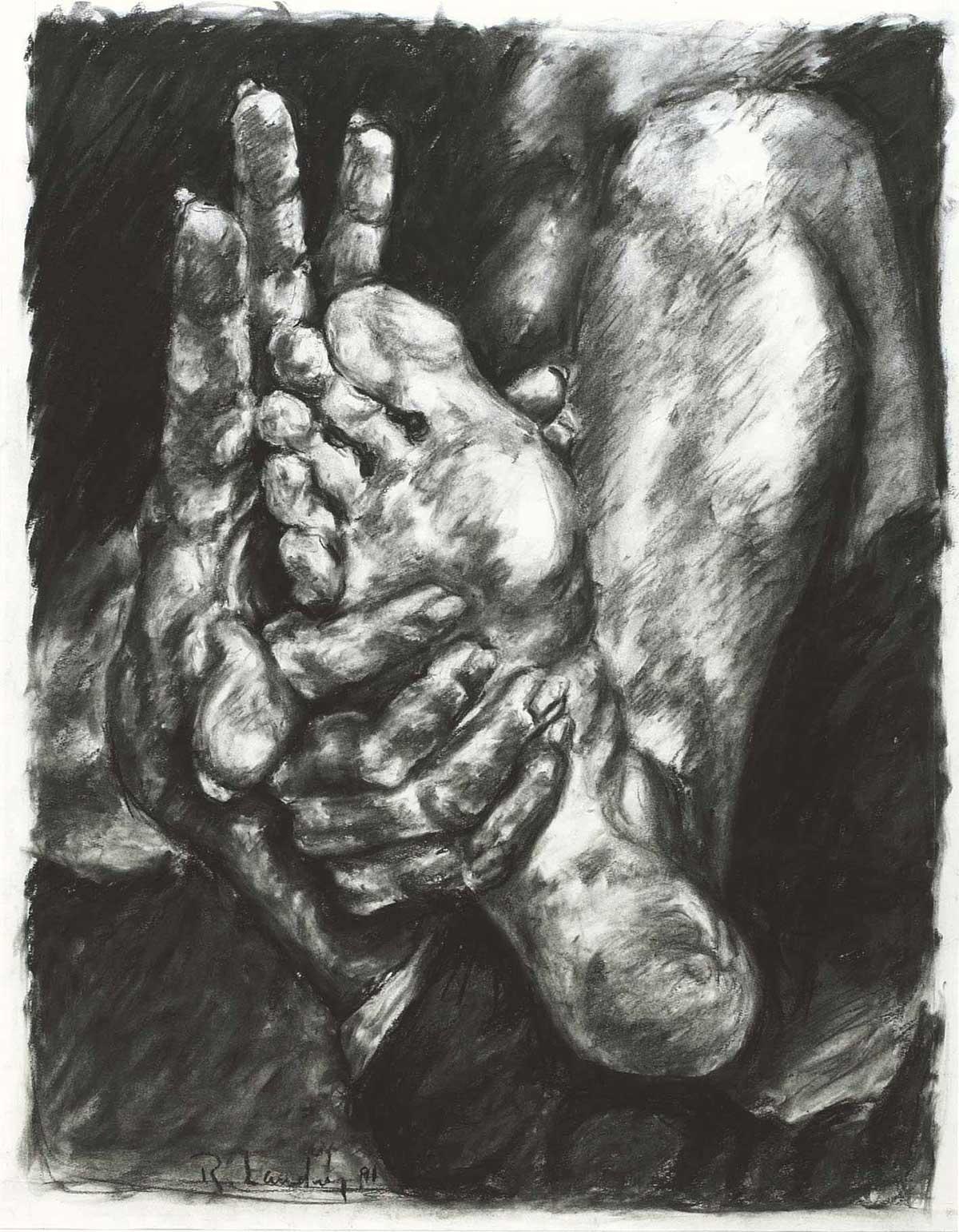 IMPROVISATION OF HANDS AND FEET