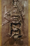 WHAT OF FREUDS LIBIDO THEORY? Bronze High relief (door knocker)