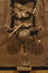 WHAT OF FREUDS LIBIDO THEORY? Bronze High relief (door knocker) detail two